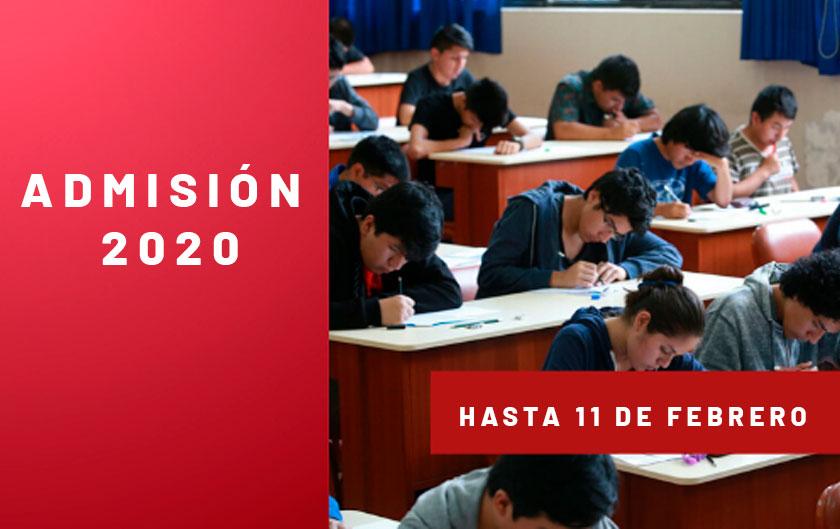 Examen de Admisión 2020 en la UNI