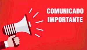 AVISO IMPORTANTE: Mallas Aprobadas 2020 -1