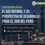 EL GAS NATURAL Y SU PERSPECTIVA DE DESARROLLO PARA EL SUR DEL PERÚ